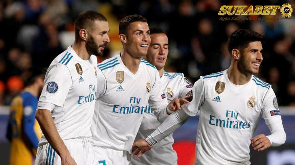 Real Madrid Membuktikan Diri Didepan Publik Sendiri