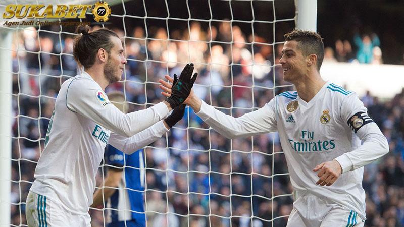 Real Madrid Menang Setelah Performa BBC Bangkit