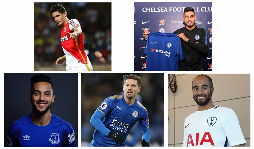 Transfer Pemain Premier League Bursa Januari 2018