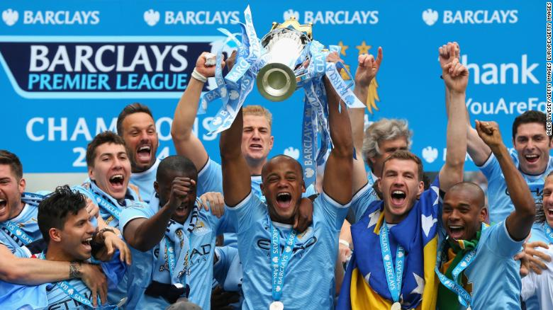 Derby Panas Manchester Penentu Title Juara Liga City