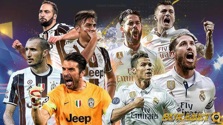 Juventus Dipercaya Mampu Menghadang Gempuran Real Madrid