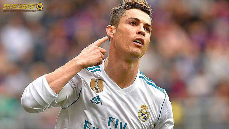 Mesin Gol Ronaldo Membawa Real Madrid Pesta Gol