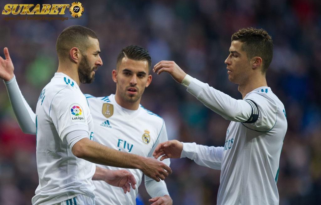 Modal Penting Untuk Real Madrid Hadapi PSG