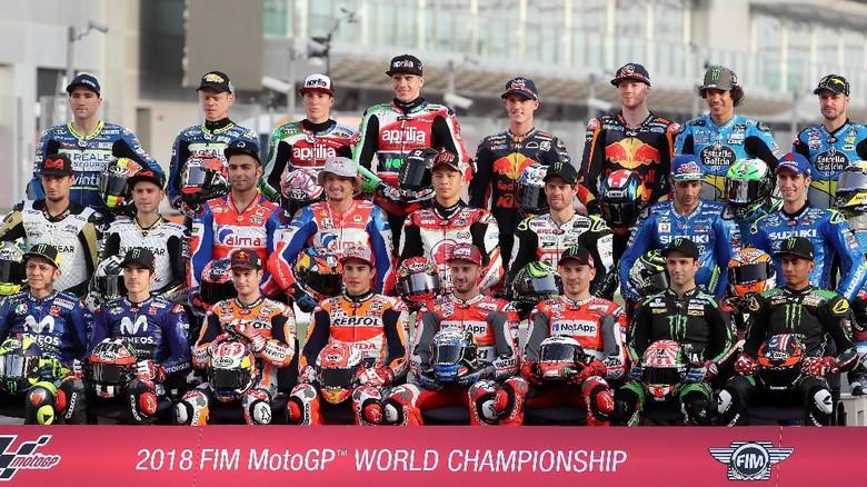 MotoGP 2018 Akan Segera Dimulai