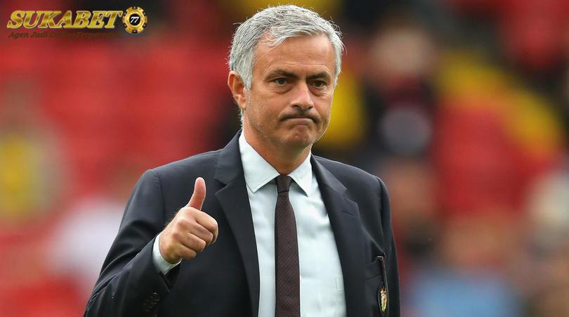 Mourinho Akui Kesalahan Dalam Memilih Strategi