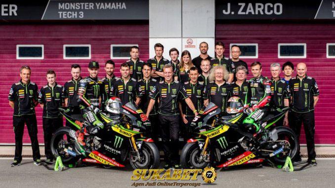 Soal Tech3 Dan Kontrak Baru Valentino Rossi Di Yamaha