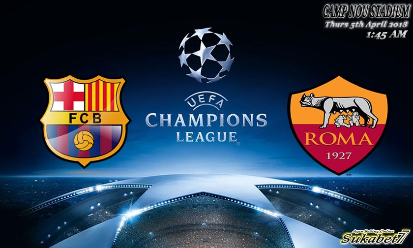 Roma Diminta Berhati-hati Dengan Barcelona Di Camp Nou