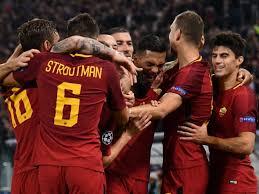 1 Gol Dzeko Mengantarkan Roma Keperempat Final Liga Champions