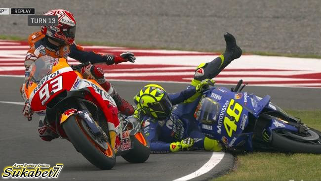 Zarco: Perang Dua Dewa Di Lintasan Moto GP Musim Ini