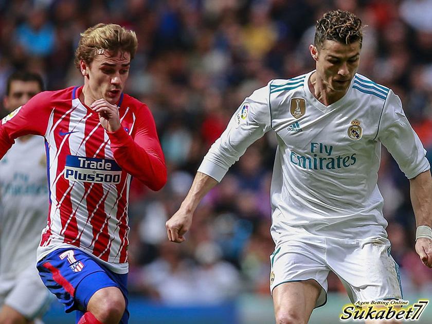 Berakhir Dengan Skor Imbang, Tak Ada Pemenang Di Derby Madrid