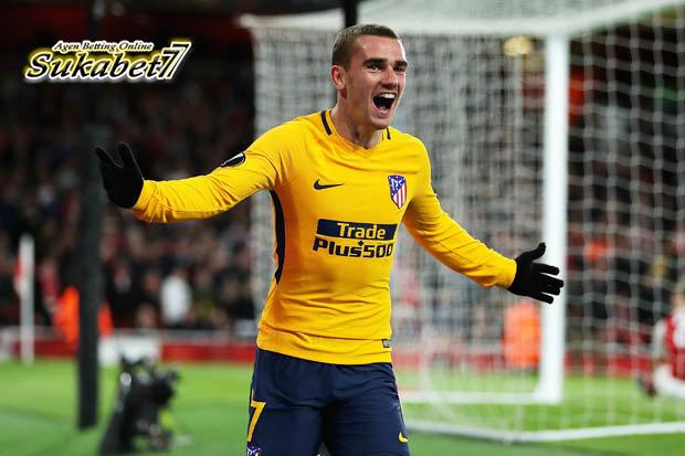 Gol Antoine Griezmann Gagalkan Kemenangan Arsenal Di Leg Pertama