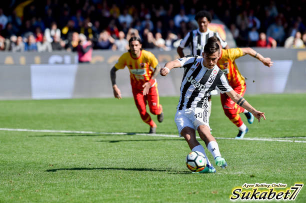 Kalahkan Benevento, Juventus Kantongi Tiga Poin