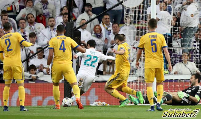 Unggul Total Agregat, Real Madrid Melaju Ke Semifinal Liga Champions