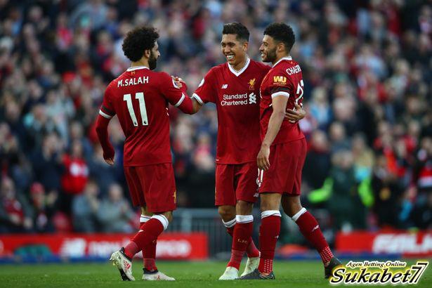 Liverpool Kembali Lanjutkan Tren Positifnya Di Pekan Ini