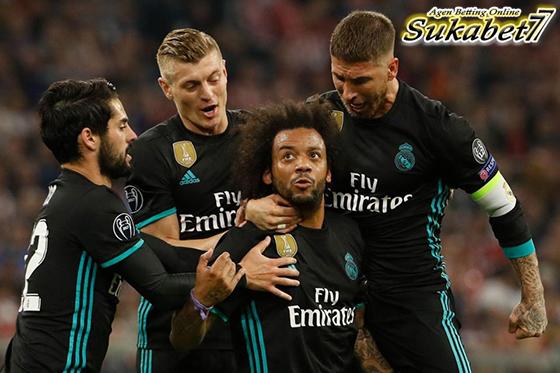 Sempat Unggul, Bayern Harus Akui Ketangguhan Madrid Di Kandang