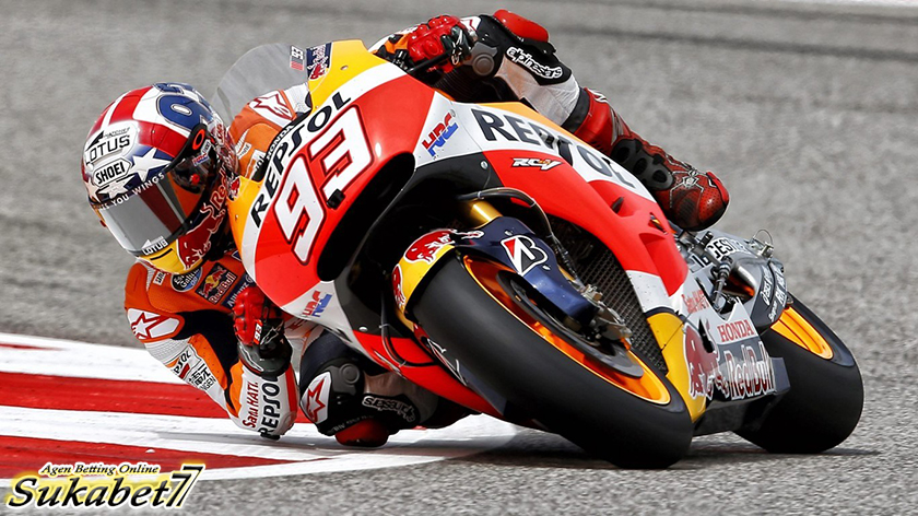 Marc Marquez Kembali Naik Podium Di Moto GP Austin