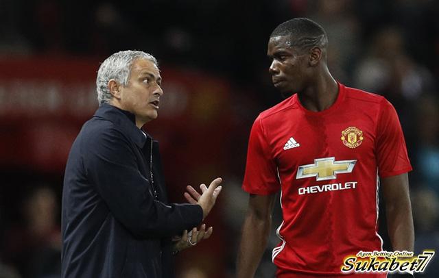 Jose Mourinho Dan Paul Pogba Tegaskan Hubungan Baik Keduanya