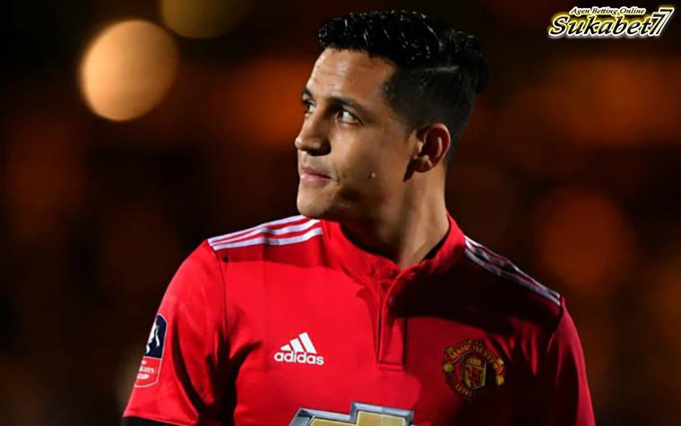 Janji Alexis Sanchez Untuk Pendukung Manchester United Musim Depan