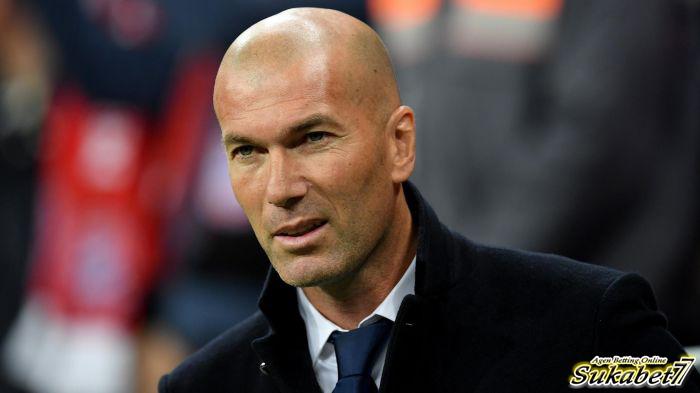 Zidane Tak Sudi Selenggarakan Tradisi La Liga Di Santiago Bernabeu