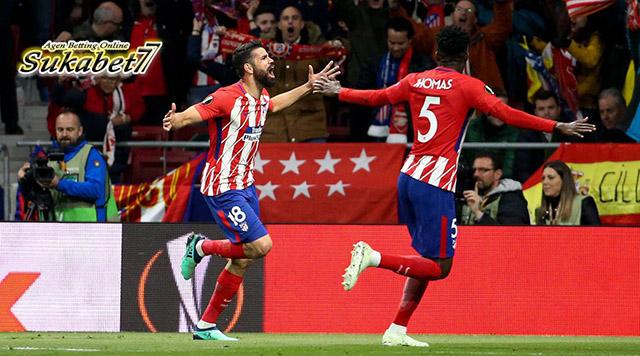 Atletico Madrid Kandaskan Harapan Arsenal Menjadi Juara Liga Europa