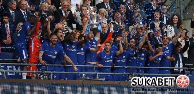 Singkirkan United, Chelsea Juara Piala FA Musim Ini