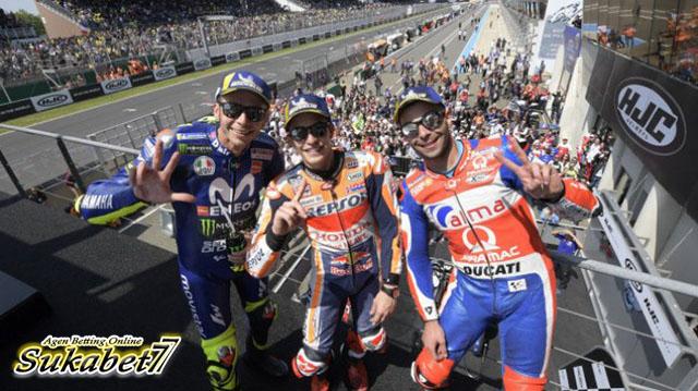 Marc Marquez Kembali Kuasai Podium Di GP Prancis
