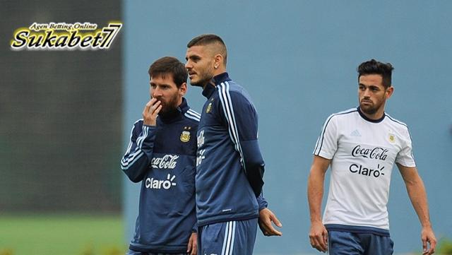 Kalah Bersaing Dengan Messi, Mauro Icardi Terancam Absen Di Rusia