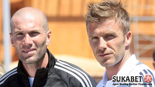 David Beckham Dukung Real Madrid Kalahkan Liverpool