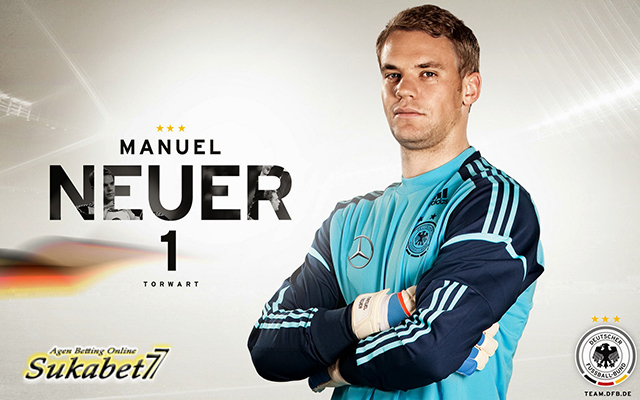 Cedera Patah Tulang, Manuel Neuer Mungkin Absen Di Piala Dunia