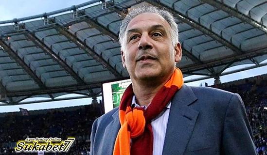 Presiden Roma Menilai Liga Champions Sudah Darurat VAR