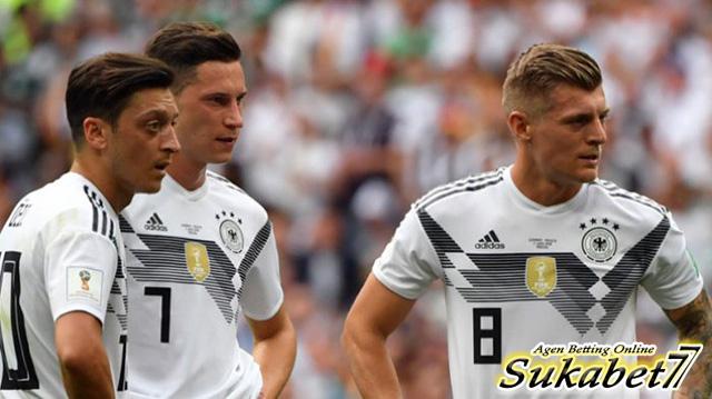Gol Toni Kroos Pastikan Kemenangan Jerman Atas Swedia