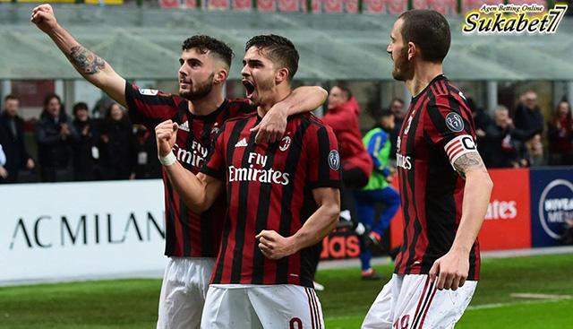 UEFA Resmi Menjatuhkan Hukuman Pada AC Milan