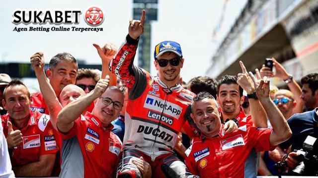 Jorge Lorenzo Petik Kemenangan Manis Kedua Di GP Catalunya