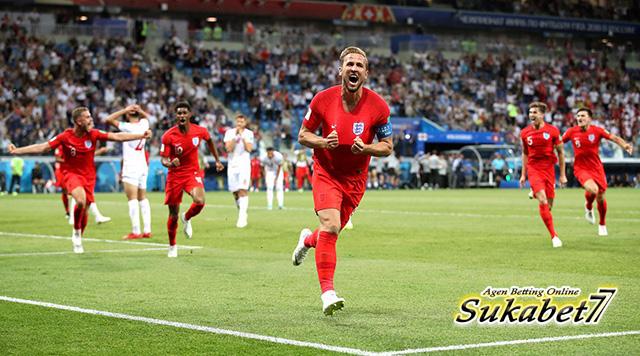 Dua Gol Harry Kane Bantu Timnas Inggris Atasi Tunisia
