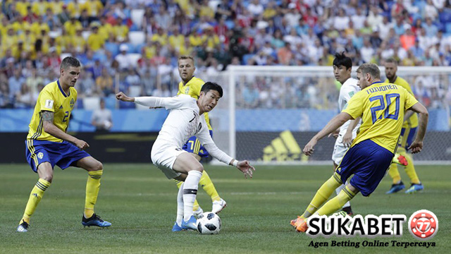 Swedia Sukses Tundukkan Korea Selatan Berkat Gol Penalti