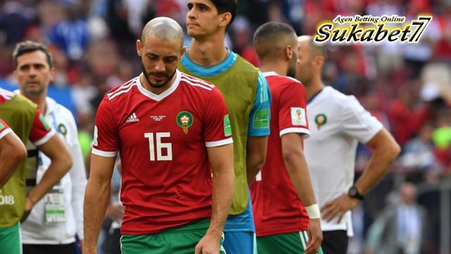Dikalahkan Portugal, Maroko Jadi Tim Pertama Yang Pulang