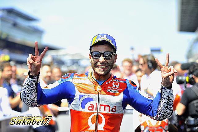 Danilo Petrucci Siap Arungi Musim Baru Bersama Ducati