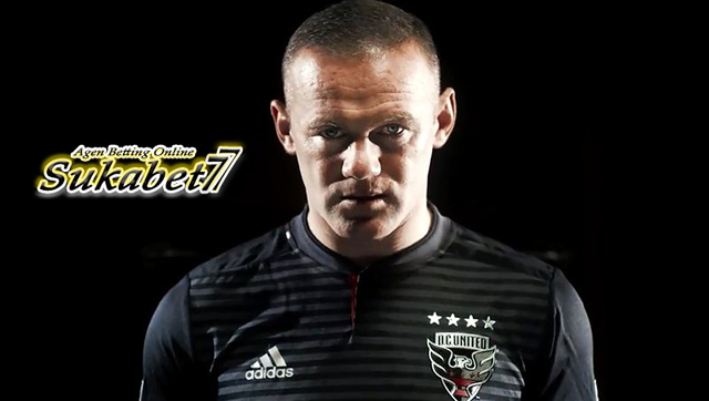 Wayne Rooney Resmi Pindah Ke Major League Soccer