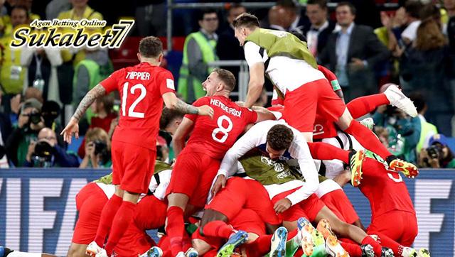 Inggris Melanjutkan Perjuangannya Ke Babak Semifinal