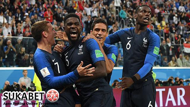 Perancis Tengah Menunggu Pemenang Kroasia Kontra Inggris Di Final
