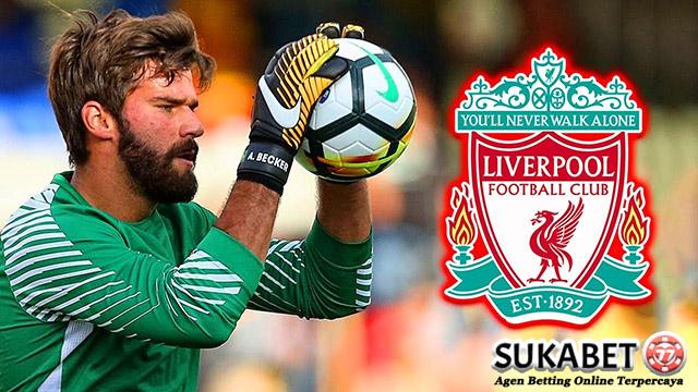 Alisson Becker Jadi Kiper Termahal Dunia Jika Resmi Gabung Liverpool