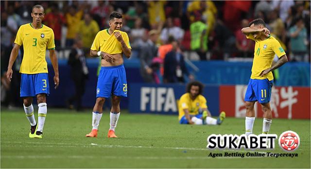 Giliran Brasil Yang Angkat Koper Setelah Dipermalukan Belgia