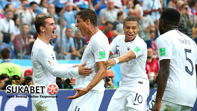 Gol Varane Dan Griezmann Bawa Prancis Ke Babak Semifinal