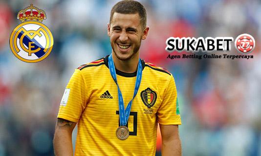 Masa Depan Eden Hazard Di Chelsea Kembali Dipertanyakan