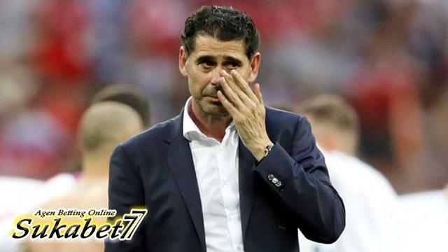 Gagal Selamatkan Spanyol, Fernando Hierro Tinggalkan Timnas
