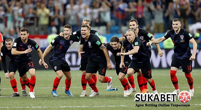 Drama Adu Penalti Selamatkan Kroasia Menuju Semifinal