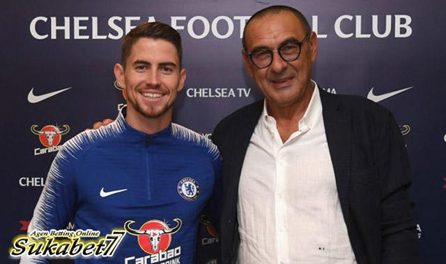 Setelah Sarri, Giliran Jorginho Yang Bergabung Dengan Chelsea