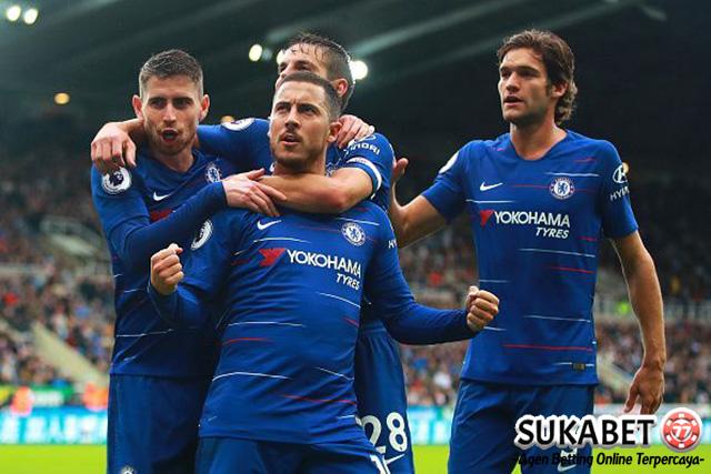 Gol Bunuh Diri Newcastle Menangkan The Blues Chelsea