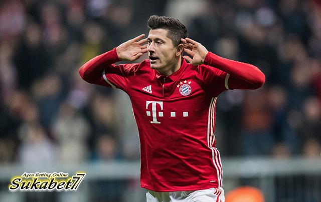 Luapan Kekecewaan Lewandowski Pada Bayern Munich
