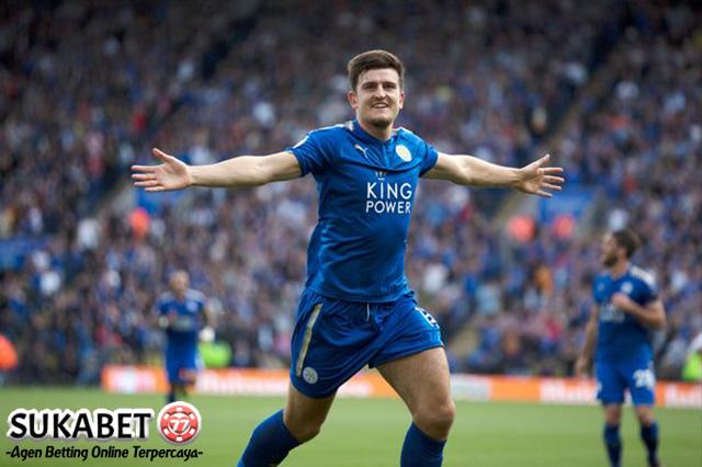 Leicester Ikat Harry Maguire Dengan Kontrak Baru